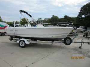 2007 Sea Pro 186 Center Console